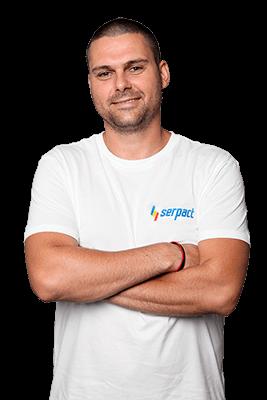 Никола Минков - собственик на SEO Агенция Serpact