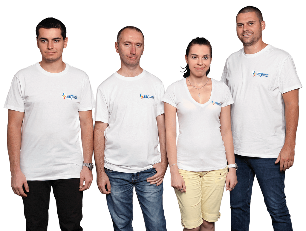 SEO Agency Serpact Team