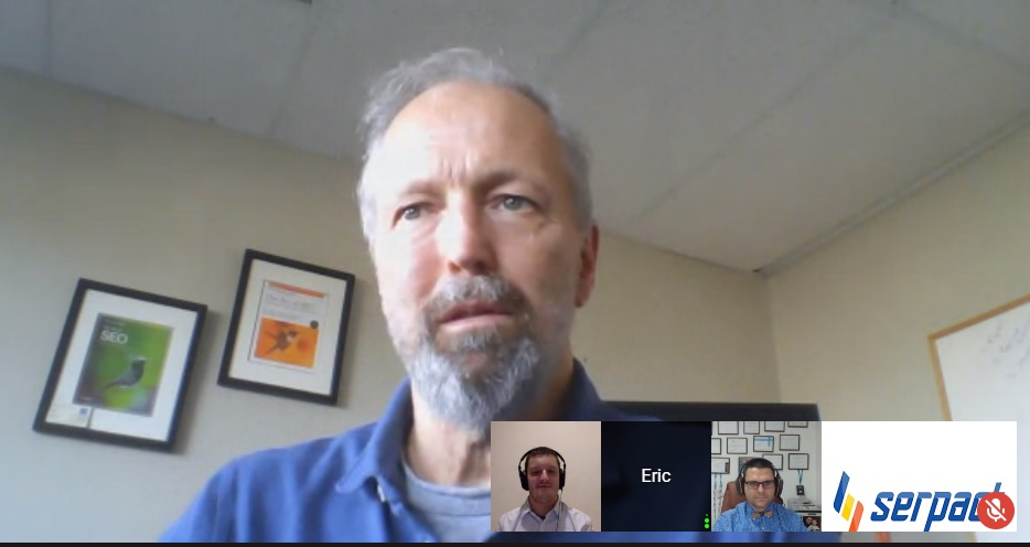 Eric Enge is one of the veterans in the SEO sphere. He is highly erudite specialist who has a rich knowledge of SEO and who is constantly monitoring its development.