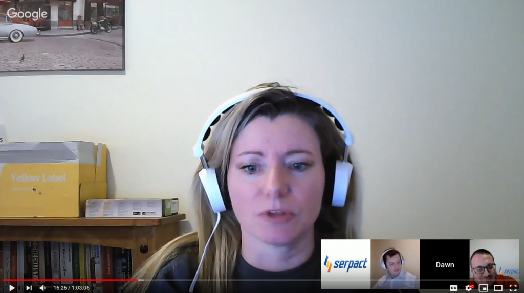 Webinar recap: Mobile First Indexing & Mobile Information Retrieval with Dawn Anderson
