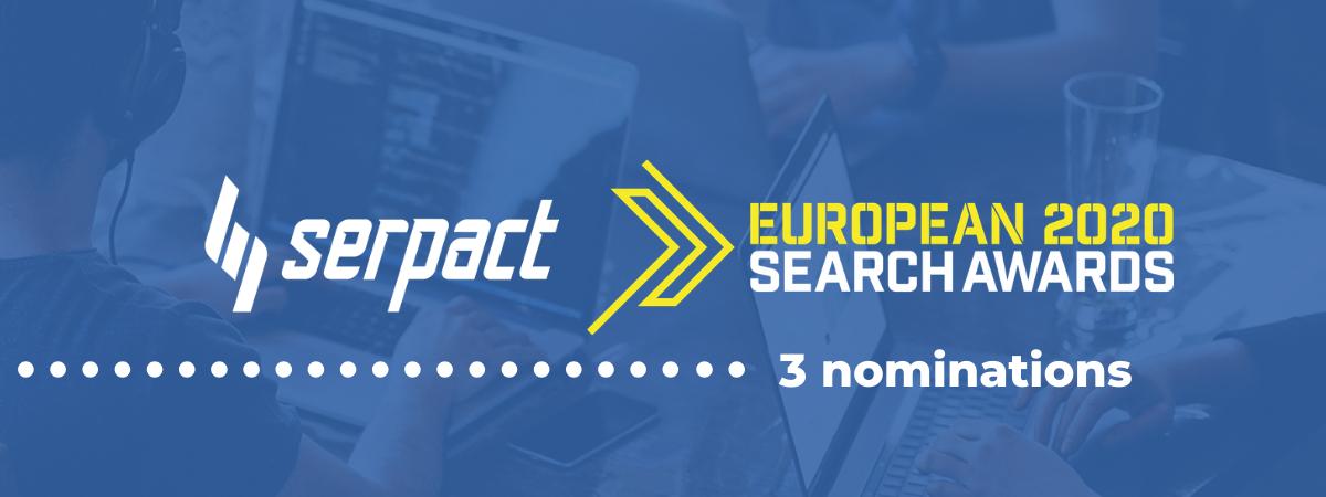 Serpact - 3 Nominations ESA