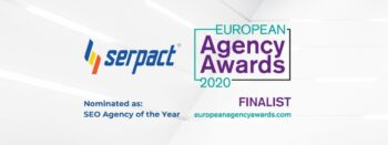 ЕАА Serpact Agancy Of The Year